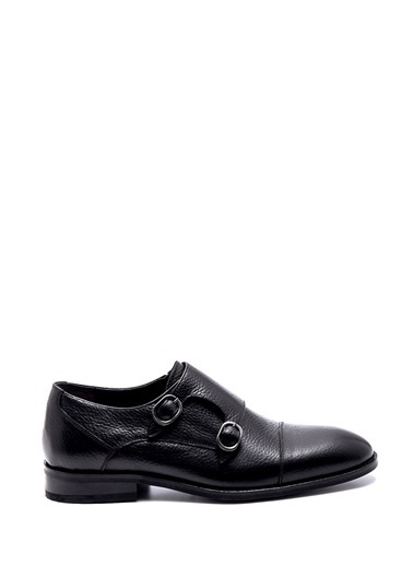 Derimod Erkek Ayakkabı(612) Klasik Siyah